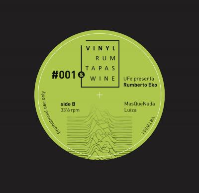 "Rumberto Eko Edits, 12""EP (Vinyl)1"