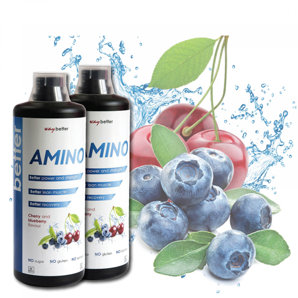 BETTER Amino - lichid x 2 buc 0