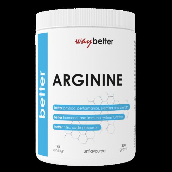 BETTER Arginine [0]