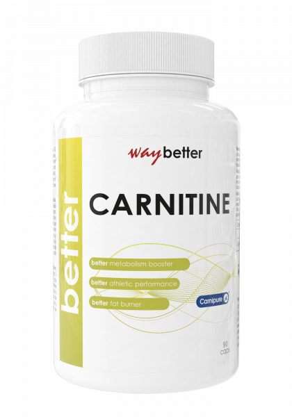 BETTER Carnitine Carnipure® quality- capsule 0