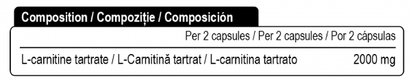 BETTER Carnitine Carnipure® quality- capsule 1
