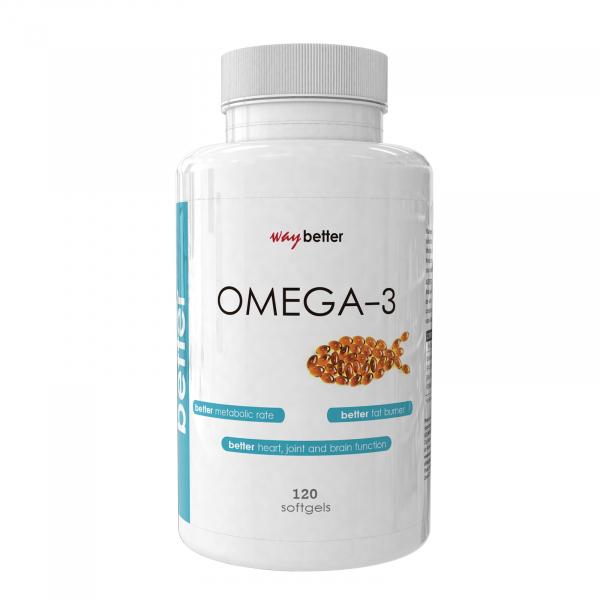 BETTER Omega-3 0