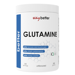 BETTER Glutamine KYOWA QUALITY (KQ)®0