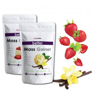 BETTER Mass Gainer x 2 buc3