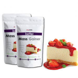 BETTER Mass Gainer x 2 buc2