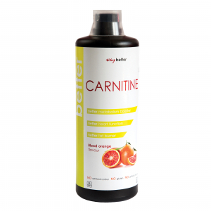 BETTER Carnitine - lichid [0]