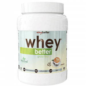Concentrat proteic - WHEY BETTER ® [0]