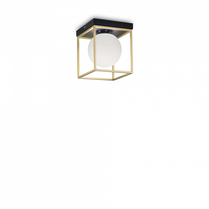 PLAFONIERA CLASICA LINGOTTO PL1 - IDEAL-LUX [0]