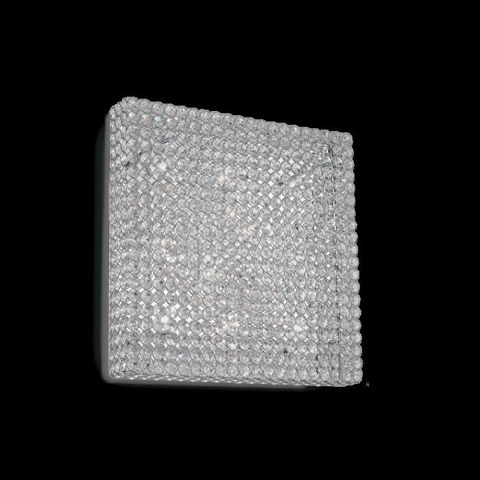 PLAFONIERA MODERNA CRISTAL - ADMIRAL PL10 - IDEAL-LUX [0]