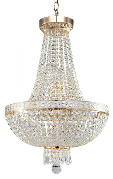 Lustra clasica cu cristale Bella TT40- Maytoni [0]