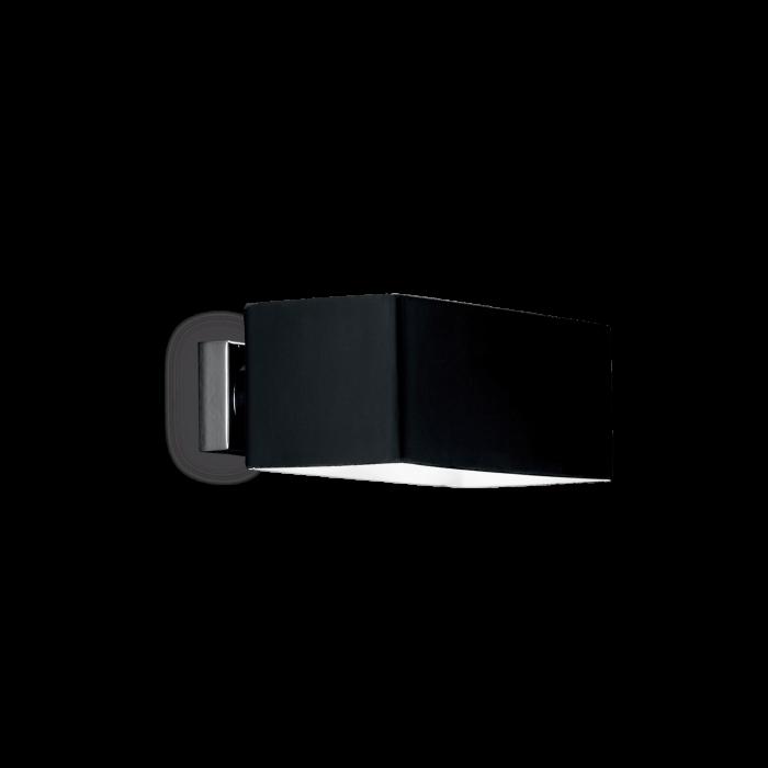 APLICA MODERNA BOX AP2 NERO - IDEAL-LUX [0]