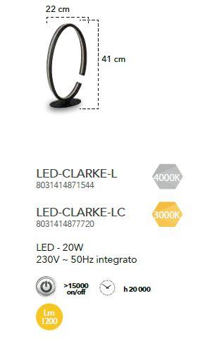 CLARKE TL [1]