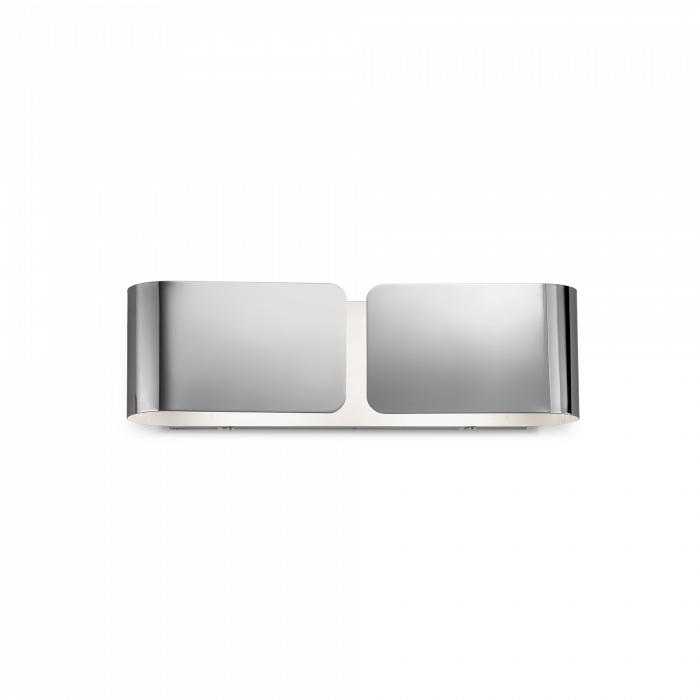 APLICA MODERNA CLIP AP2 SMALL CROMO - IDEAL-LUX [0]