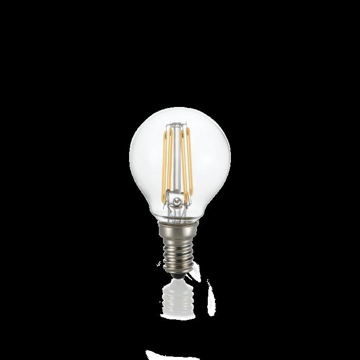 BEC, LED, E14, filament, 3000K, bec transparent [0]