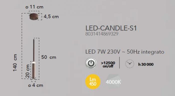 LED CANDLE SP1 [1]
