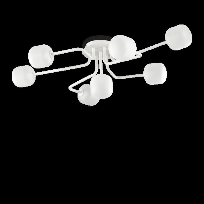 PLAFONIERA MODERNA MALLOW PL7 - IDEAL-LUX [0]