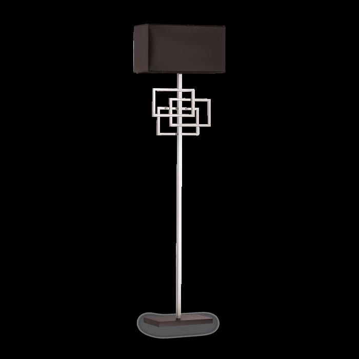 LAMPADAR MODERN LUXURY PT1 CROMO - IDEAL-LUX [0]