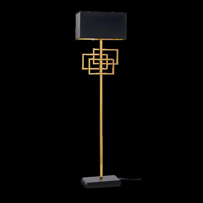 LAMPADAR MODERN LUXURY PT1 OTTONE - IDEAL-LUX [0]