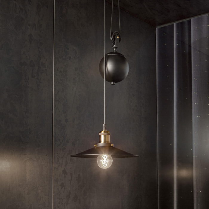 LUSTRA STIL INDUSTRIAL UP AND DOWN SP1 -IDEAL-LUX [1]