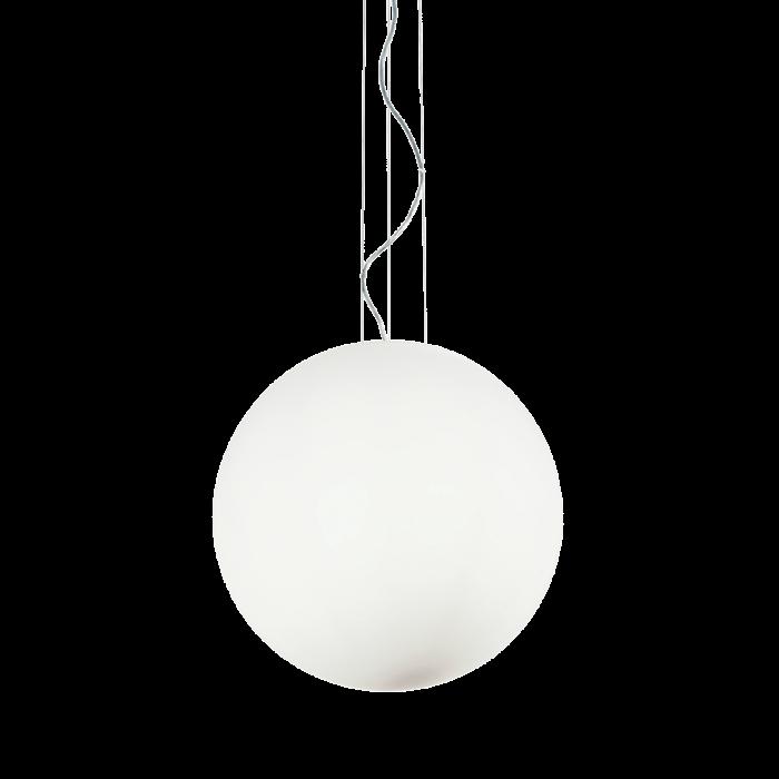 LUSTRA SIMPLA MODERNA MAPA SP1 D50 BIANCO - IDEAL-LUX [0]