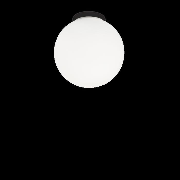 PLAFONIERA MODERNA MAPA PL1 D40 BIANCO [0]