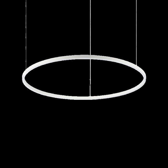 SUSPENSIE MODERNA/TEHNICA ORACLE SLIM D90 ROUND - IDEAL-LUX [0]