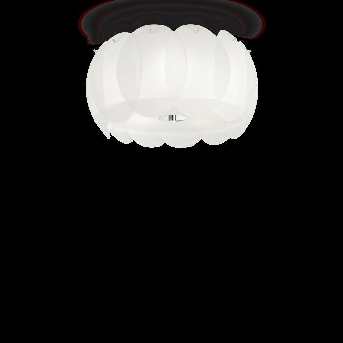 PLAFONIERA MODERNA OVALINO PL5 - IDEAL-LUX [0]