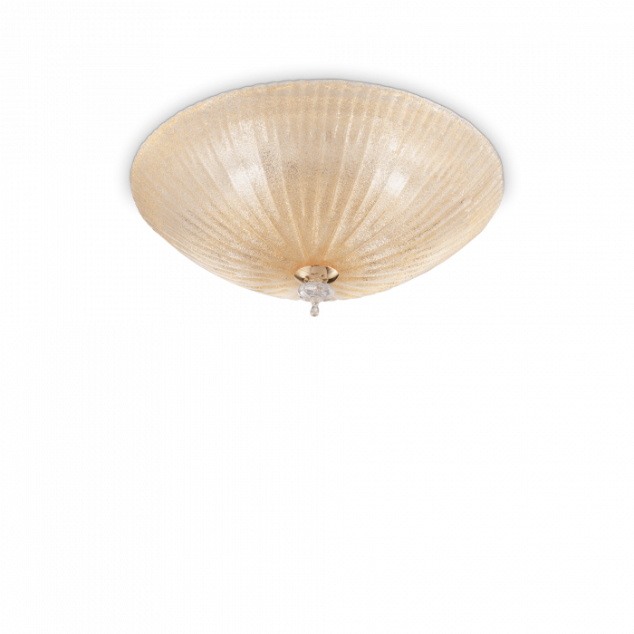 PLAFONIERA CLASICA SHELL PL3 - IDEAL-LUX [0]