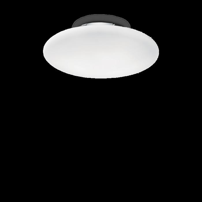 PLAFONIERE MODERNE SMARTIES BIANCO PL3 D60 - IDEAL-LUX [0]