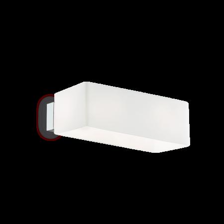 APLICA MODERNA BOX AP2 BIANCO IDEAL-LUX [0]