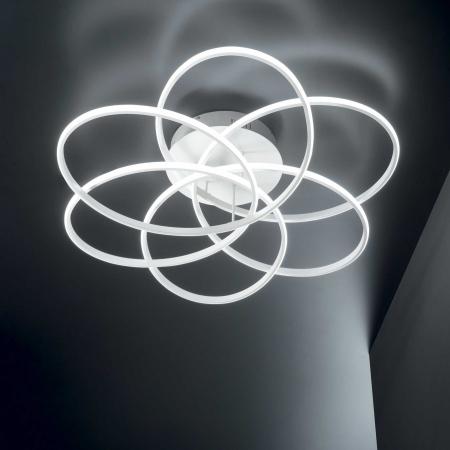 PLAFONIERA MODERNA KAROL PL76 - IDEAL-LUX [0]
