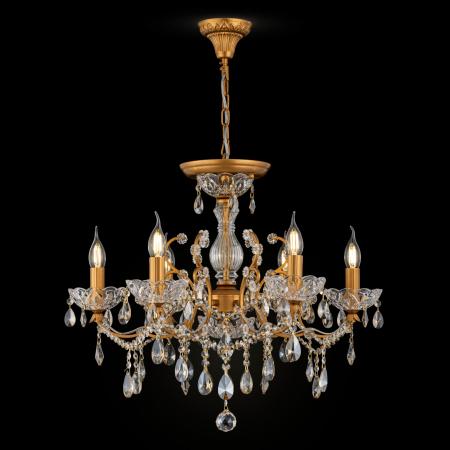 Lustra clasica cu cristale Sevilla DIA004-06-G - Maytoni [2]