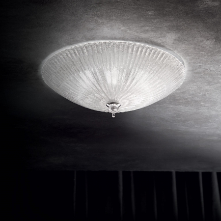 PLAFONIERA CLASICA SHELL PL4 - IDEAL-LUX [1]