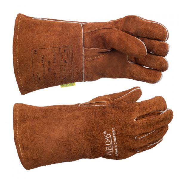 10-2392-Mănuşă de sudură cu deget mare drept şi întărit 0
