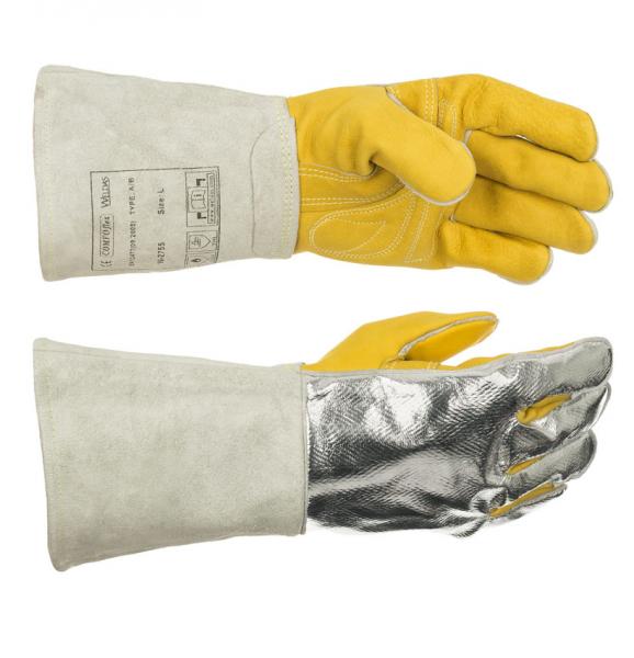 10-2755-STEERSOtuff® mănuşă de sudură cu palma întărită 0