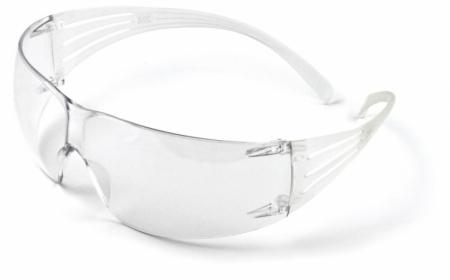 Ochelari de protectie 3M™ Securfit cu lentile incolore, antizgariere si antiaburire 0