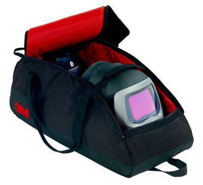 Masca de sudura 3M™ Speedglas™ 9100 Air si sistem de presiune pozitiva 3M™ Adflo™ 1