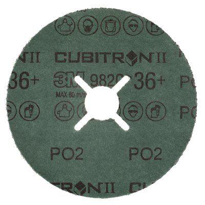 Fibrodisc 982C Cubitron II 125x22 1