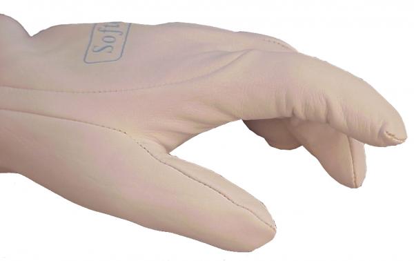10-1009-SOFTouch™ mănuşă de sudură din piele box uşoara de capră 2