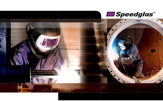 Masca de sudura 3M™ Speedglas™ 9100 FX Air si sistem de presiune pozitiva 3M™Adflo™ 2