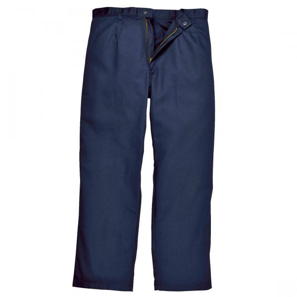 Pantaloni standard protectie ignifuga Bizweld Navy 0