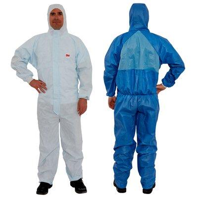 Combinezon de protectie 3M™ 4532+ Alb 1