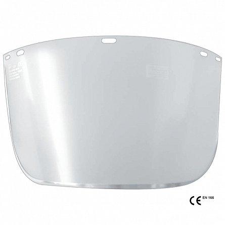 Viziera policarbonat transparenta [0]