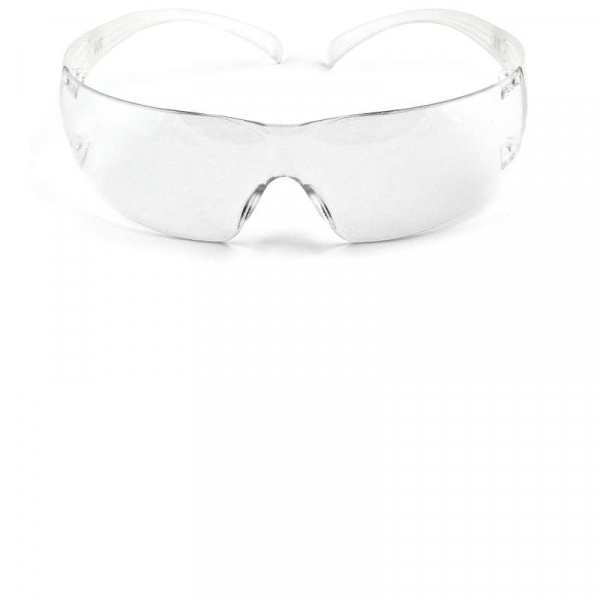 Ochelari de protectie 3M™ Securfit cu lentile incolore, antizgariere si antiaburire 1