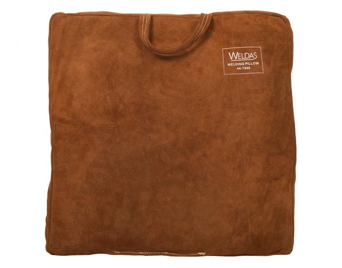 Lava Brown™ pernă de sudură; şpalt maro de vită pe o parte iar pe cealaltă parte PFR Rayon [2]