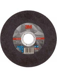 Disc de debitat  3M Silver, 125x1 0