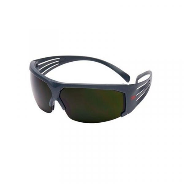 Ochelari de protectie 3M™ Securfit cu lentile DIN5 pentru sudura si debitare, antizgariere si antiaburire 0