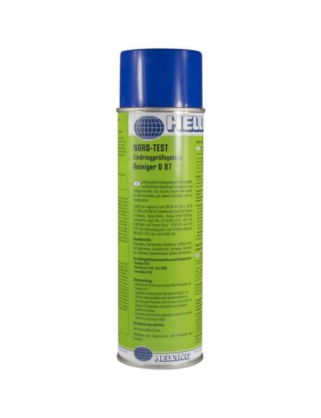 Spray Degresant - U 87- Control Etanseitate Sudura 0
