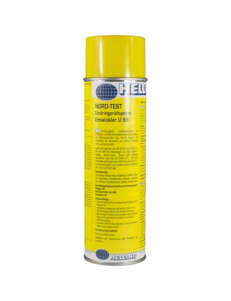 Spray Developant - U 89 - Control Etanseitate Sudura 0