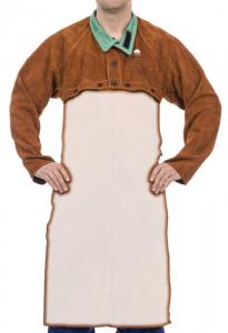 Bolero de sudură din şpalt de vită Lava Brown™0